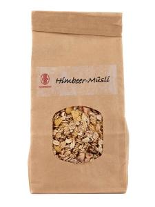 Himbeer Müsli