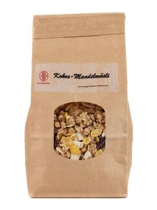 Coconut almond muesli