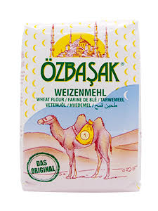 Özbasak wheat flour