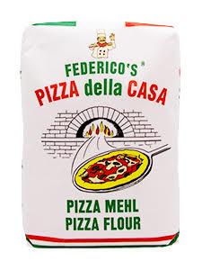 Federico's pizza flour