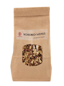 Chocolate muesli