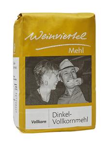 Weinviertel wholemeal spelt flour