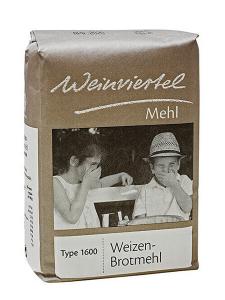 Weinviertel flour Wheat bread flour 1600