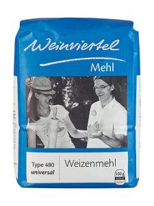 Weinviertel flour wheat flour universal 480 universal