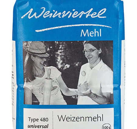 Weinviertelmehl Weizenmehl universal 480 universal