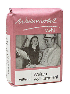 Weinviertel flour Wholemeal wheat flour
